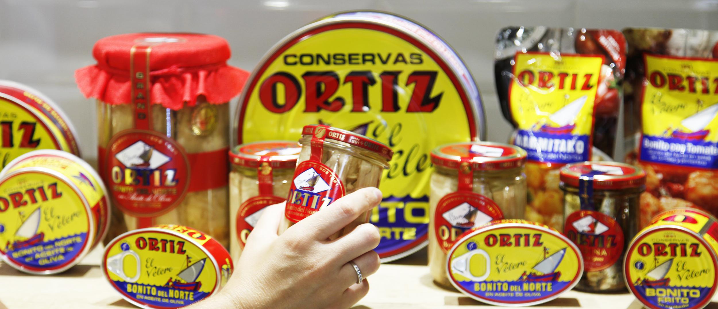 Fecha consumo preferente y caducidad Conservas Ortiz