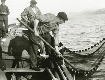 Métodos de pesca tradicionales familia Ortiz