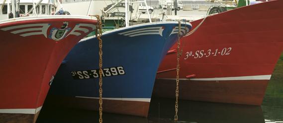 Métodos de pesca tradicionales